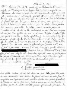 lettere degli emigranti italiani