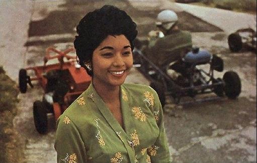 luglio 1963 calendario pirelli cctm caracas sexy malaysia