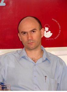Oscar Puky Gutiérrez (Bolivia)