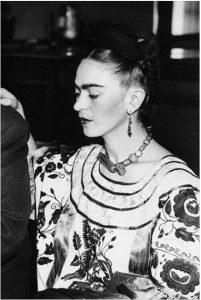 Te escribo para … Frida Kahlo