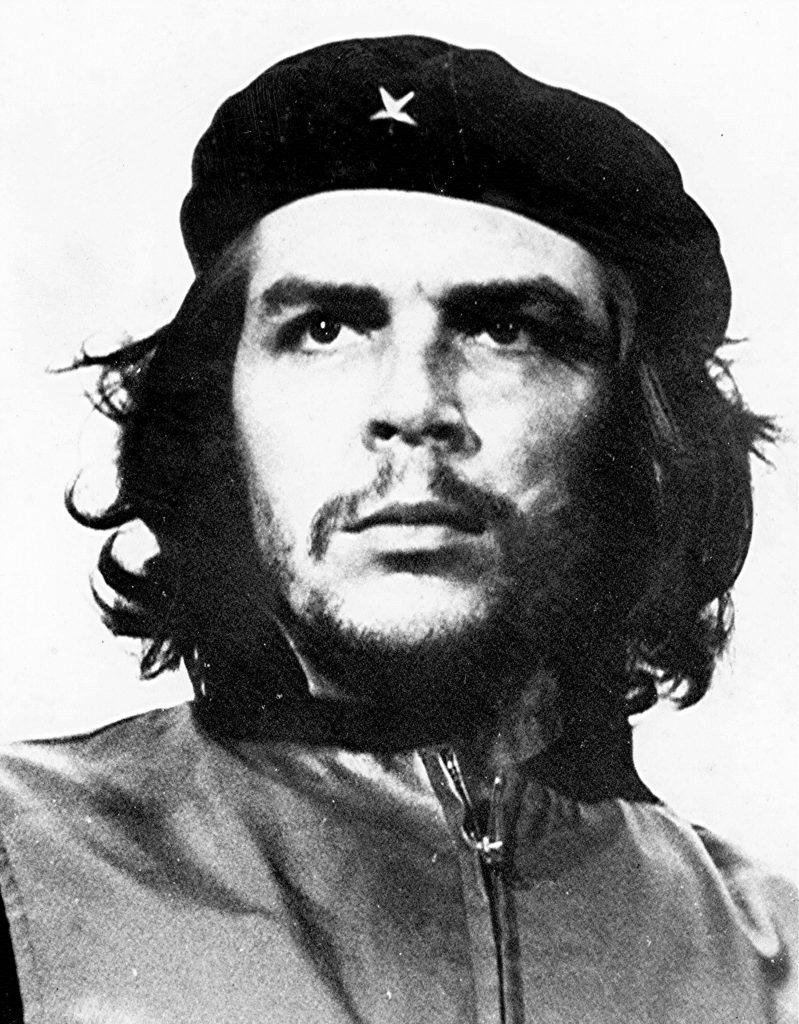 Alberto Korda Che Guevara cuba cctm caracas