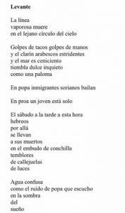 levante giuseppe ungaretti cctm poesia italia latino america caracas