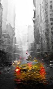 rain cctm caracas Paula Aramburu pioggia cctm caracas nazzaro