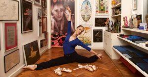 ana botafogo ballerina brasile danza etoile cctm caracas coppelia