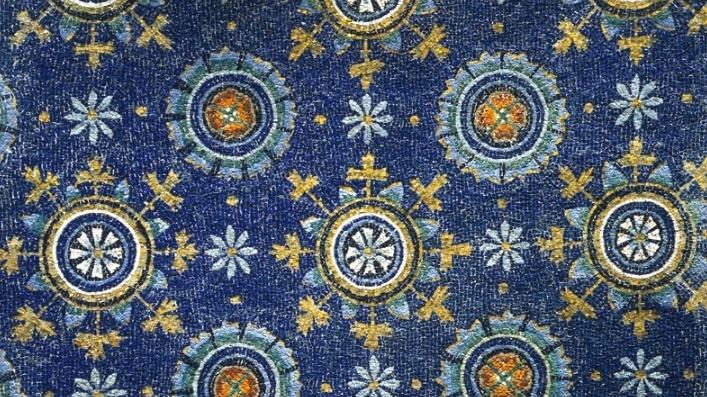 galla placidia mausoleo mosaici bizantino impero ravenna cctm caracas