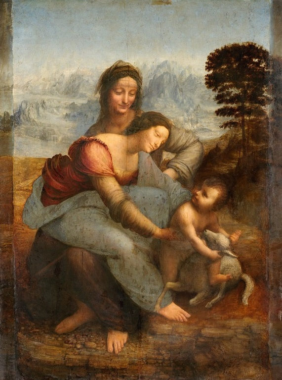 leonardo da vinci centro cultural tina modotti caracas sant anna vergine bambino
