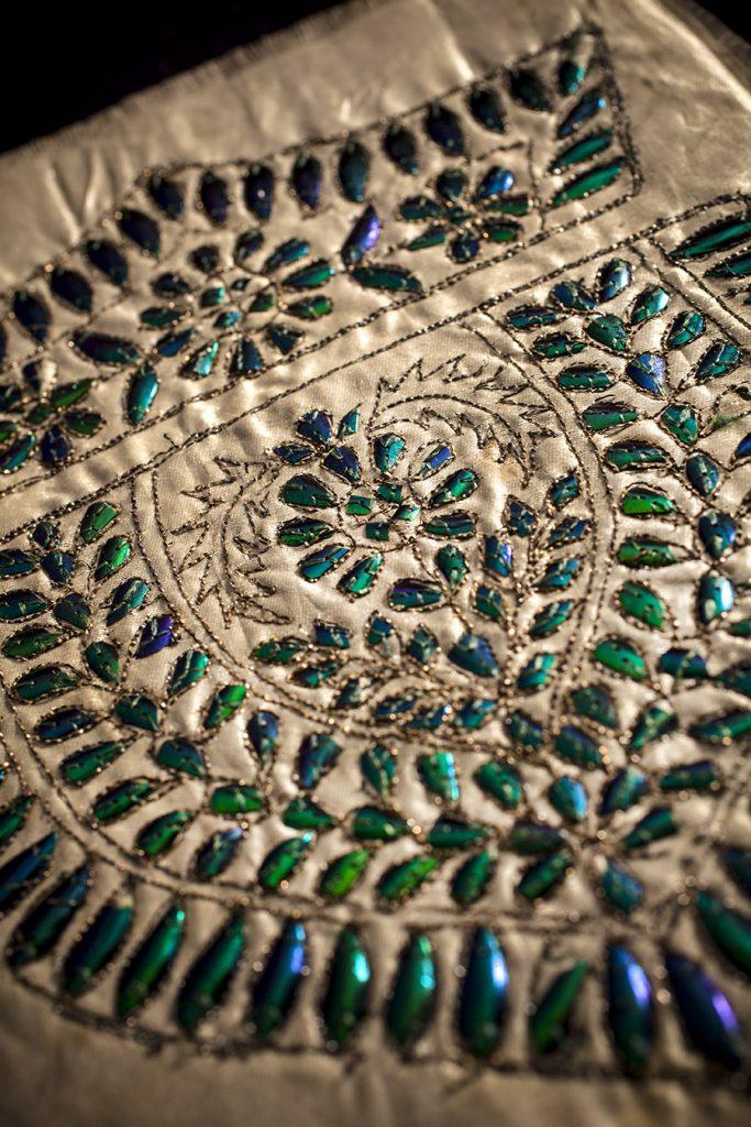 collezione Suardi arte vera e gentile pizzi ricami merletti museo del tessuto prato industrie femminili italiane cctm caracas