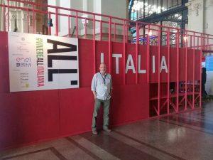 Vivere all'italiana ma al contrario