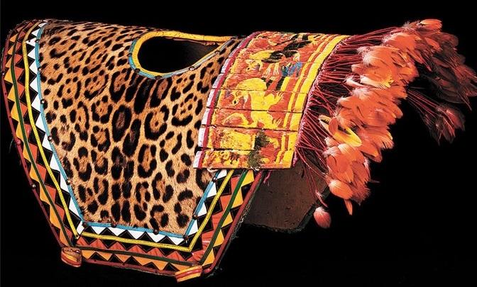 arte plumaria musef cctm caracas bolivia