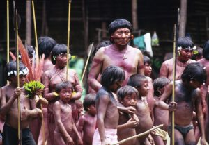 davi kopenawa amazzonia cctm caracas yanomami indigeni incontaminati