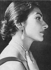 Pier Paolo Pasolini a Maria Callas