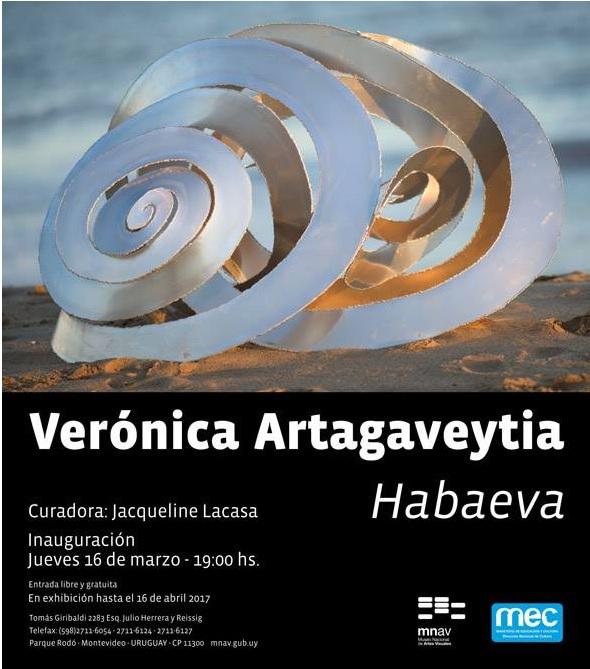 veronika artagaveytia uruguay cctm caracas montevideo