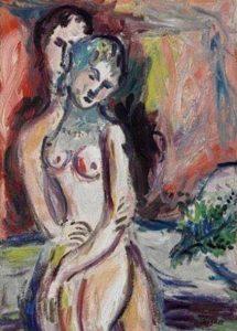 julio cortazar regali gioelli cctm caracas marc chagall le couple nu