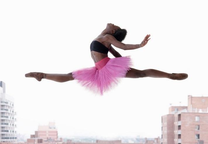 michaela deprince papavero giunchiglie orfani adozione danza classica ballerina sierra leone africa royal dutch ballet cctm caracas