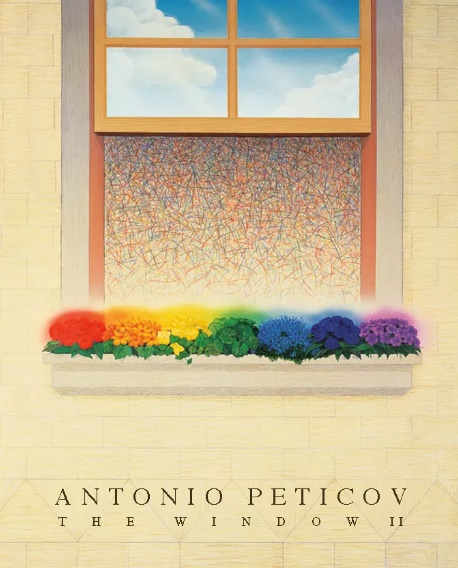 antonio peticov the window II brasile pittura cctm caracas