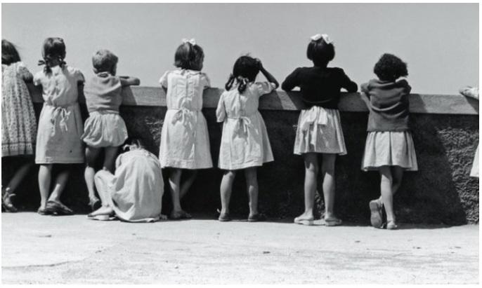 vincenzo balocchi bambini muretto fotografi fotografia cctm caracas