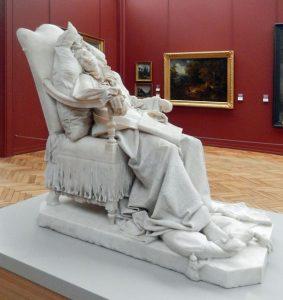 Rinaldo Carnielo mozart morente scultura italia latino america ctm caracas