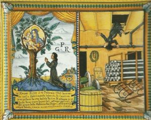 ex voto 1940 ragni elda cctm caracas arte popolare folk latino america