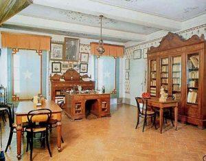 case famose – Giovanni Pascoli