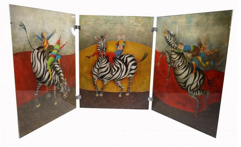 graciela rodo bolivia pittura latino america unicef cctm caracas zebra