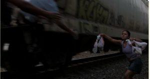 il Treno che divora i clandestini