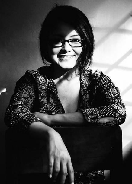 María Fernanda Ceballos Calvache colombia poesia latino america lacrima notte luna ombra cielo cctm caracas nazzaro