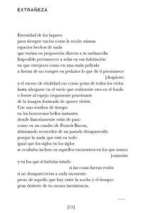 Rodrigo Arriagada Zubieta stranezza chile cile poesia latino america americana cctm caracas nazzaro