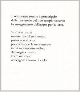 francesca serragnoli italia poesia italiana latino america temporale cctm caracas nazzaro
