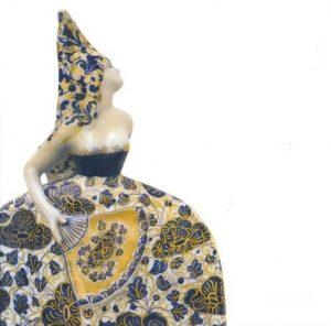 francesco nonni andalusa ceramica art deco cctm caracas