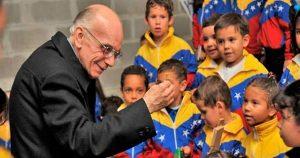 jose antonio abreu venezuela musica musicisti poesia latino america cctm caracas sistem