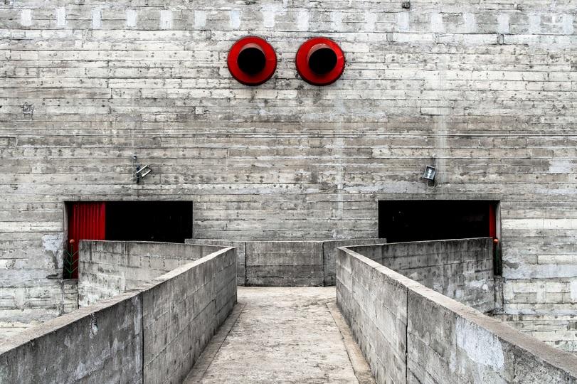 lina bo bardi architetto italia brasile pompei SESC Pompéia cctm latino america sesc