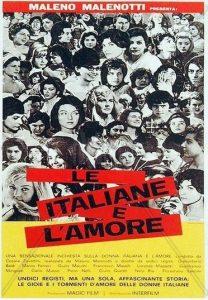 le italiane e l amore ragazze madri sfregio episodio cctm caracas latino america