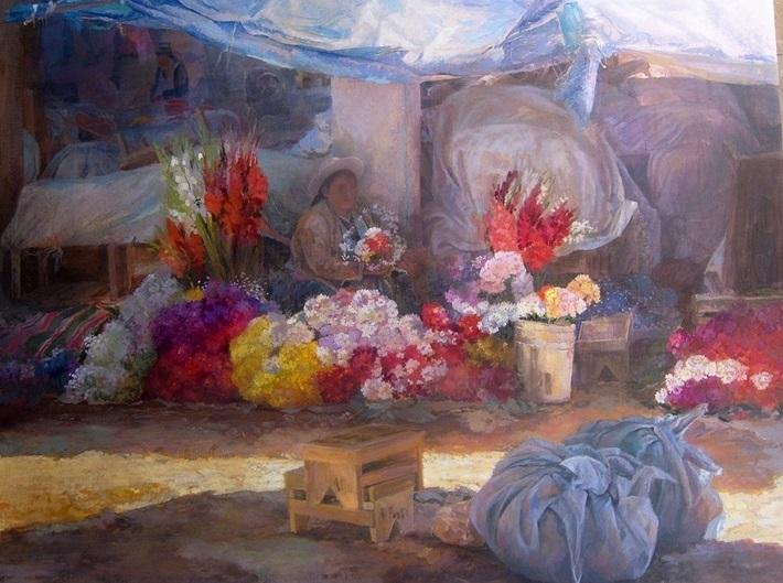 remy daza rojas bolivia Cochabamba pittura latino america arte bolivia poesia cctm caracas