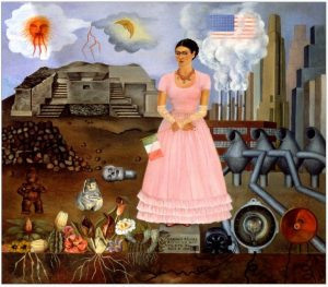 frida kahlo messico pittura latino america cctm arte confini poesia