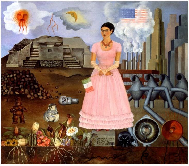 frida kahlo messico pittura latino america cctm arte confine poesia