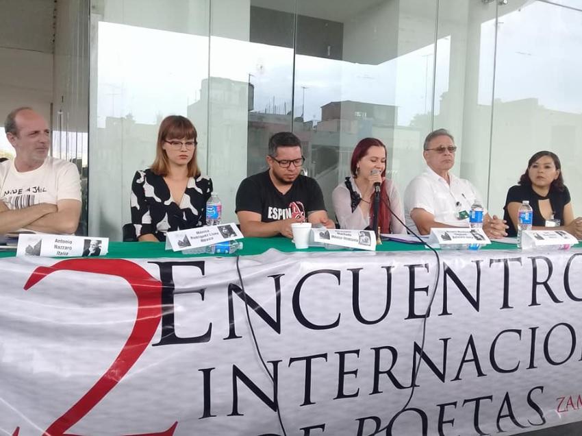 cctm latino america poesia incontro internazionale dei poeti zamora messico