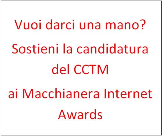 macchianera internet awards cctm arte amore cultura bellezza poesia latino america italia