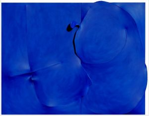 agostino bonalumi blu 1992 lucio fontata milano cctm pittura italia arte amore bellezza cultura latino america