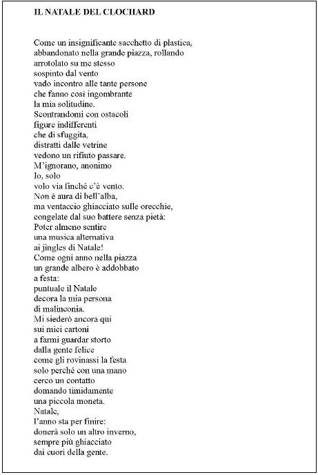 andrea giramundo italia natale clochard cctm poesia italia latino america arte amore cultura bellezza latino america