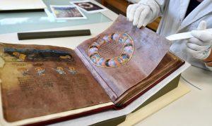 codex purpureus rossanensis codice rossano cctm arte cultura bellezza amore poesia italia latino america