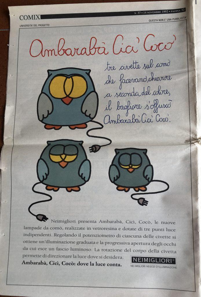 comix il giornale dei fumetti novembre 1992 cctm arte amore cultura bellezza poesia italia latino america
