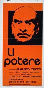 Augusto Tretti Il potere 1972 miglior sito letterario miglior sito poesia cctm arte amore cultura bellezza poesia italia latino america