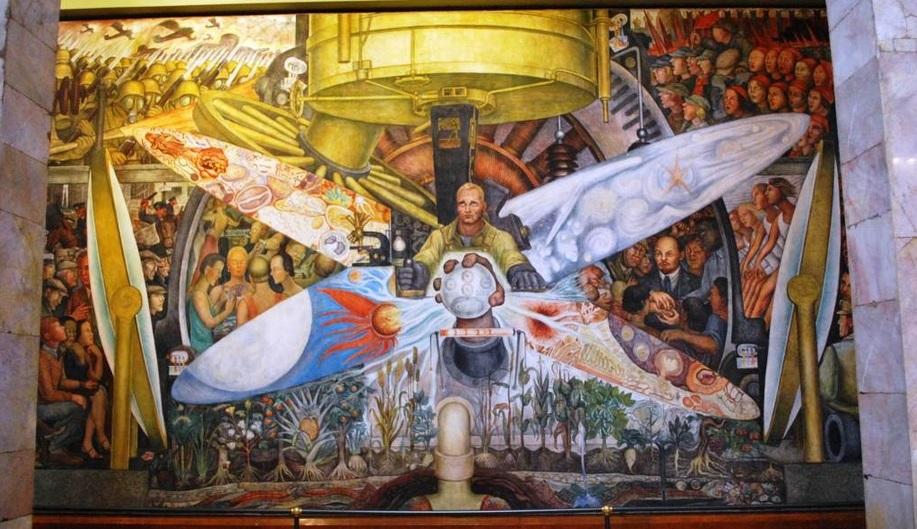 diego rivera uomo controllore universo messico cctm pittura murales latino america pittura arte amore cultura bellezza poesia miglior sito letterario miglior sito poesia