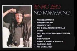 renato zero no mamma no paleobarattolo pop italia latino america musica cctm arte amore cultura bellezza poesia miglior sito letterario miglior sito poesia leggere