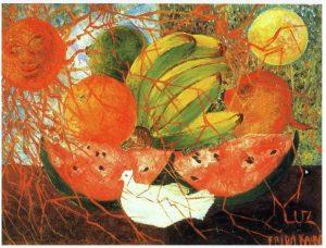 frida kahlo fruta de la vita messico latino america italia pittura cctm arte amore cultura bellezza poesia leggere miglior sito letterario miglior sito poesia