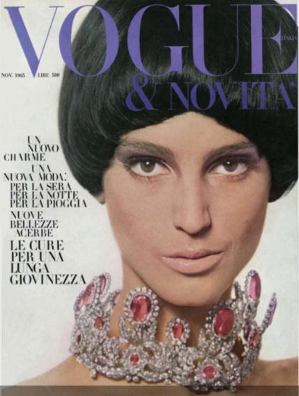vouge e novita primo numero benedetta barzini moda donne italia cctm arte amore cultura bellezza poesia latino america miglior sito letterario miglior sito poesia