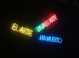 margarita paksa El arte ha muerto, viva el arte!, 1979 argentina latino america multimediale cctm arte amore cultura bellezza poesia italia a noi piace leggere miglior sito poesia miglior sito letterario