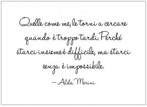 alda merini poesia amore italia latino america a noi piace leggere