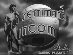 La settimana INCOM moda cinegiornale italia cctm arte amore cultura poesia latino america