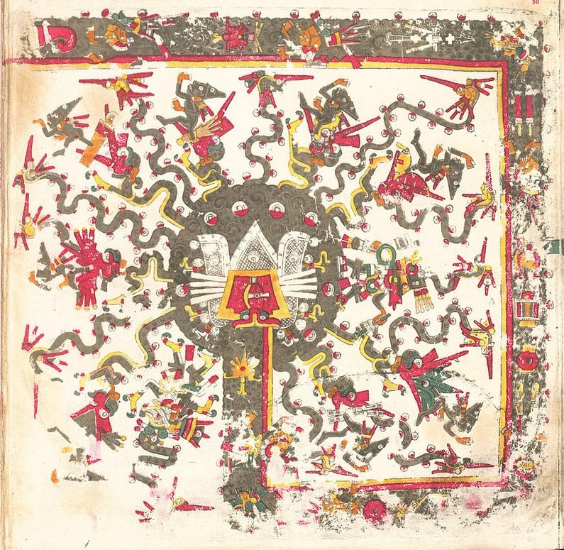 codice borgia americhe precolombiane cctm italia latino america a noi piace leggere